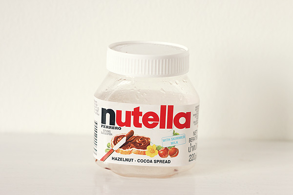 Skyejuice - Daily Dose of Inspiration: Nutella Milk